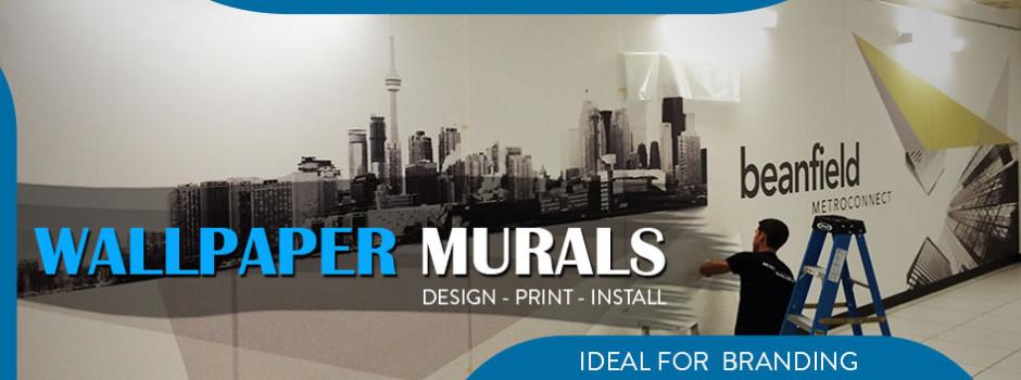 wall murals Toronto