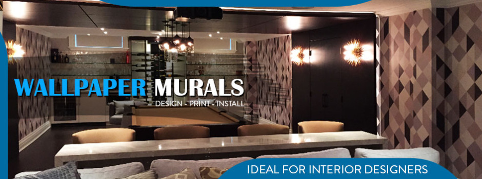 wallpaper murals for interior designers