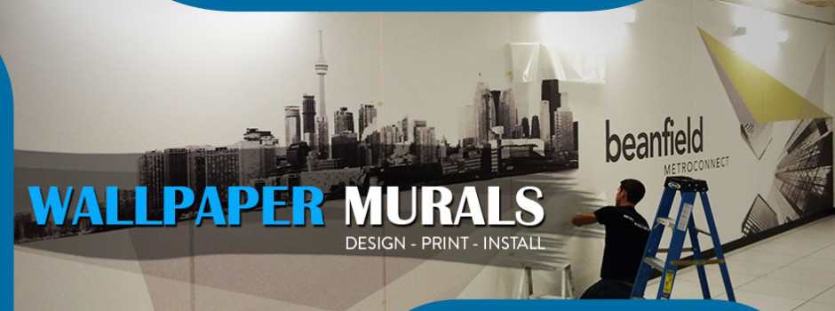 wallpaper murals of toronto