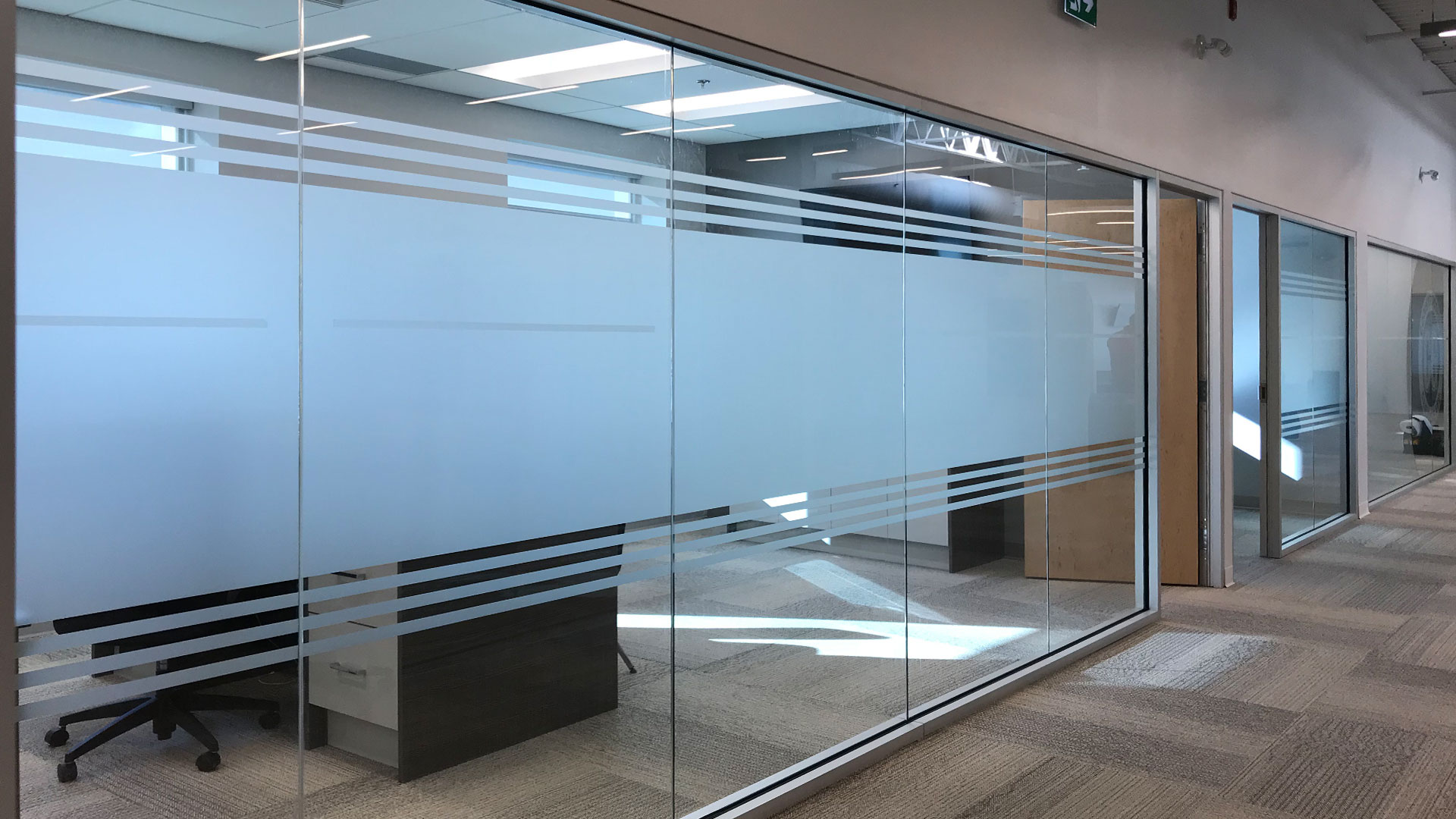 Frosted Window Film Amp Privacy Frost Toronto We Install